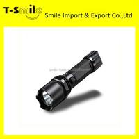 High quality portable 9v battery flashlight