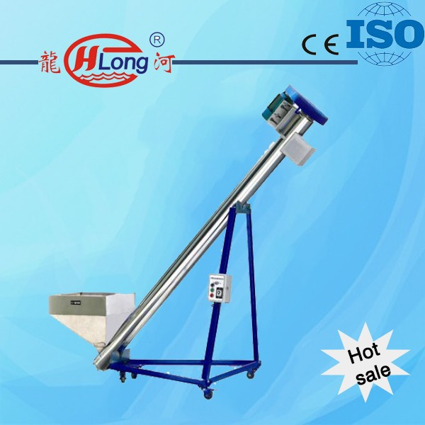 Flexible Auger Screw Feeding Machine/small grain augers