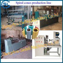 Multi-functional used in all kinds of industry automatic paper cone making machine for textile industry
