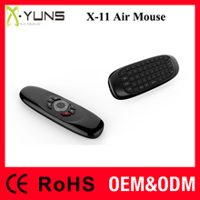 Hot sell air mouse and keyboard magic mouse for Somatic Games