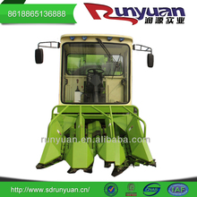 Chinese Famous Engine Of 125Hp Corn Green Silage Harvester