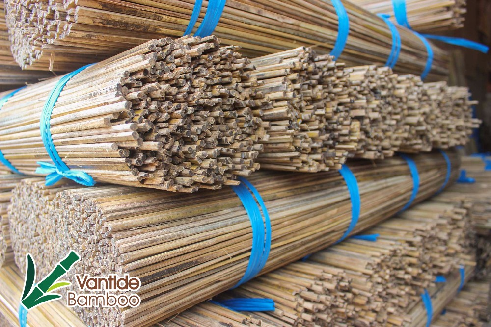 Moso Natural Bamboo Poles for Construction & Building