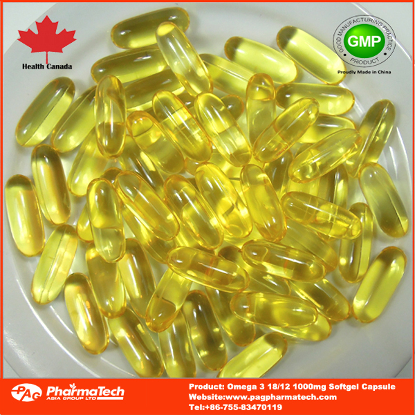 GMP 1000mg deep sea18:12 fish oil