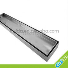 900 MM NEW SMART STAINLESS STEEL LINEAR FLOOR GRATE WASTE DRAIN - TILE INSERT