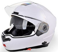 2016 New double visor modular moto helmet motorcycle