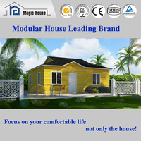 Urugary prefabricated residential houses export concrete houses prefab house dome design