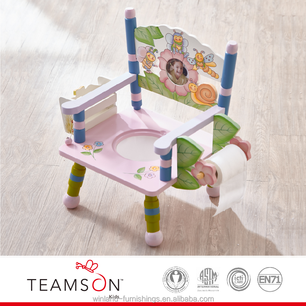 Teamson Kids - Musical Potty Chair