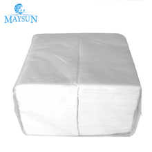 New Style China Manufacturer Cheap Branded Cocktail White Paper Napkins