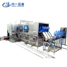Chuanyi-5 gallon Vat Water Full Automatic Filling Machine