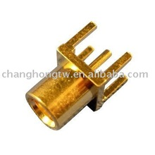 MCX TYPE COAXIAL CABLE RF CONNECTOR