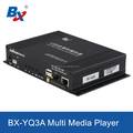 BX-YQ3A multi-media player display led sign indoor outdoor smd rgb