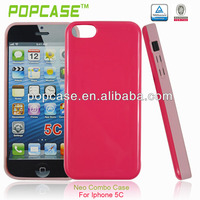 cute hybrid case for iphone 5c case