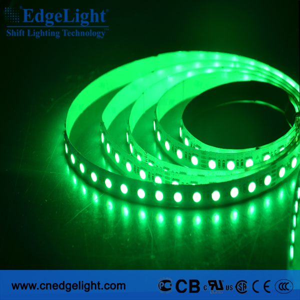 Super Bright Amber SMD 5050 10mm width led lighting ribbon