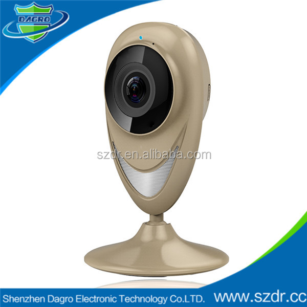 Hot New Low Cost CCTV Home Security Fisheye Panoramic Mini WiFi IP Camera