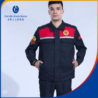 Rescuing Guard Jacket Suit Uniform Designed