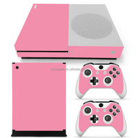 2016 Newest design for xbox one slim console skin stickers in stock