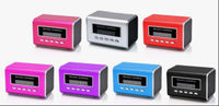 hot sell music audio 2013 portable sound speaker box