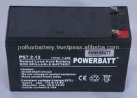 UPS Battery 12Volt 7.2Ah for UPS Backup System