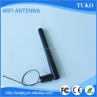 TNC 2.4GHz 5dBi WIFI Booster Wireless Omni Directional Antenna WLAN Rotatable