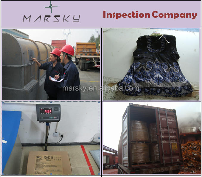foshan sanitary napkin/ product quality inspection service/ paper inspection/pre-shipment inspection
