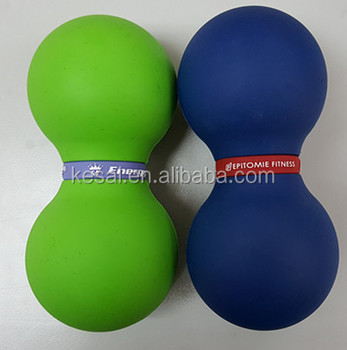 trigger point massage ball , crossfit fitness ball
