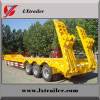 Factory customized 60 tons motorcycle cargo trailer