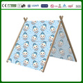 new 100% cotton canvas kid toy house indian tent kids teepee