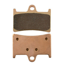 Motorcycle Parts Copper Based Sintered Brake Pads For YAMAHA YZF R1 YZFR1 1998-2003 Front Motor Brake Disk #FA252