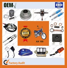 2016 Univeral Excellent Quality Motorcycle Parts for AX100