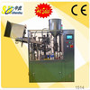 Semi Automatic Thermoforming Fill Seal Machine for cosmetics Toothpaste Lotion Cream