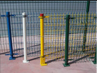 New Type of Metal Fence Designs @ Used Fence Metal For Sale