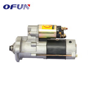 OFUN Super September 11T 40mm 322.5 3.2Kw 24V Electric Engine Motor Starter Assembly