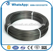 12 gauge construction used black annealed soft tie wire