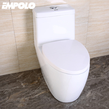 ET234 Water-sense elongated siphonic one-piece toilet