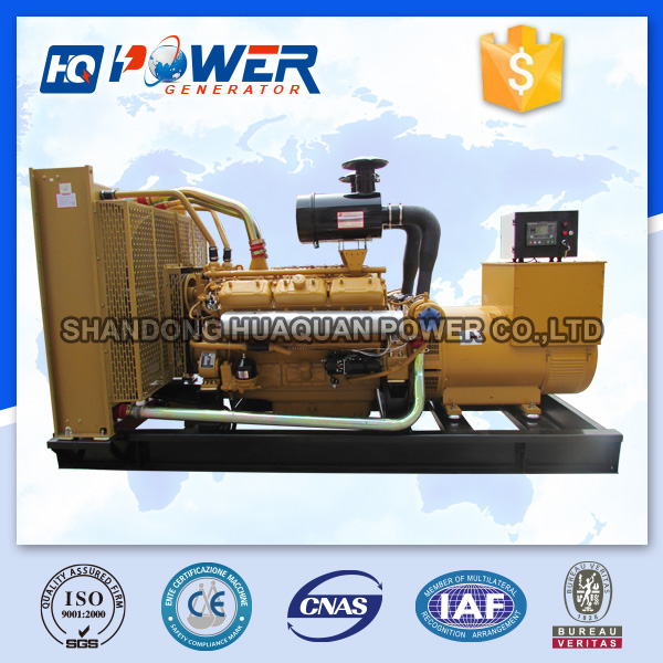 magnetic generator set 450kw large power industry best quality genset