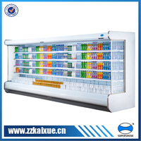 fruit,drink,beer ,vegetable,dairy cooler shelf refrigerator used for sale