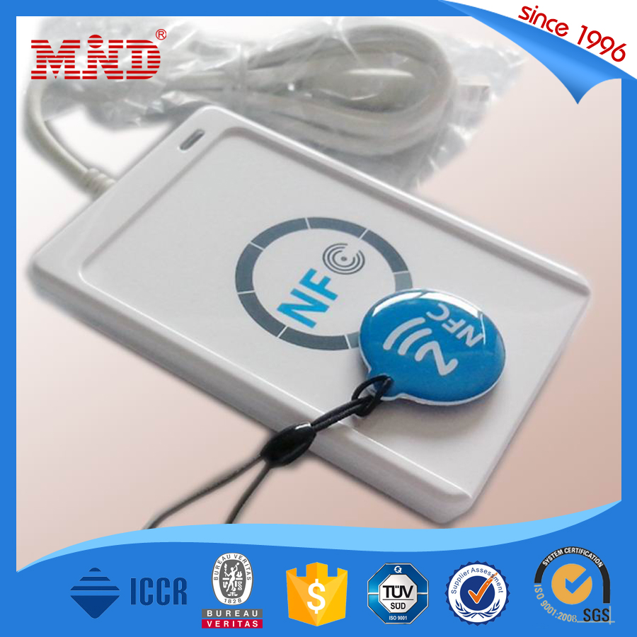 MDR16 acr122u nfc contactless smart card reader/writer