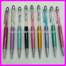 2013 fashion stainless steel wire braid metal pen