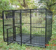 Pet dog kennel
