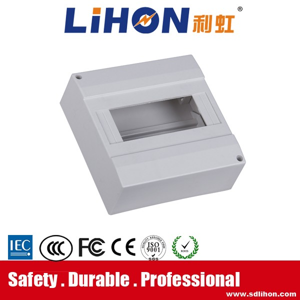 2016 new design electrical waterproof distribution box,power connection borad