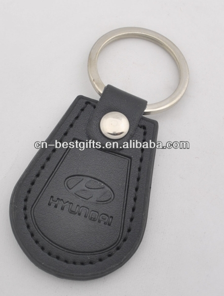 2015 Personalized leather keyrings