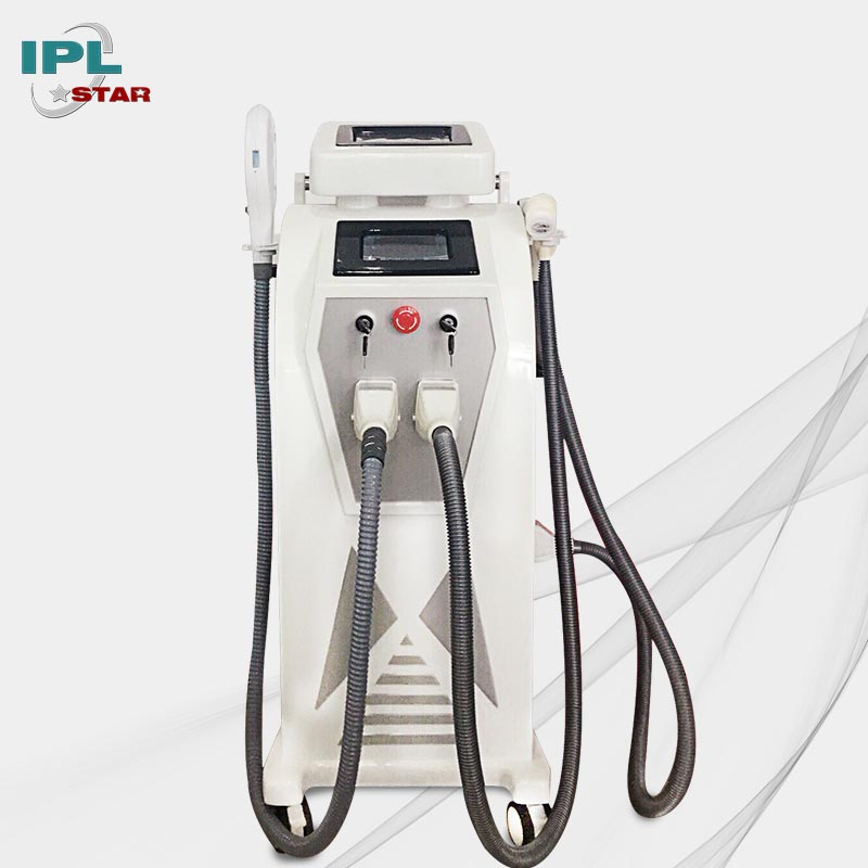 FDA Class 1 medical device israel/IPL+E-light+OPT+SHR in motion/laser beauty machine