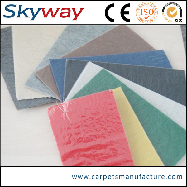 Hot sale ground protect special exhibition carpet coating latex