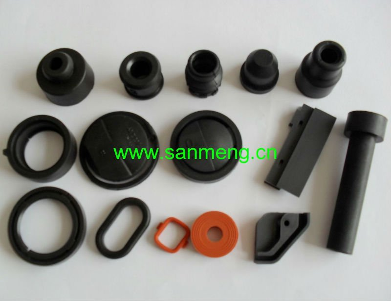 Molded Rubber Bung Rubber Plug Rubber Gasket