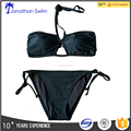 Hot Sale fashion Brazilian Cut bandeau bikini set