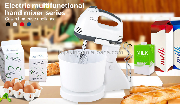 Colorful High Quality Electric Egg Beater