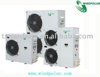 air-cooled outdoor condensing unit