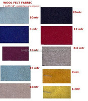 fabric stocklots made of 100% wool