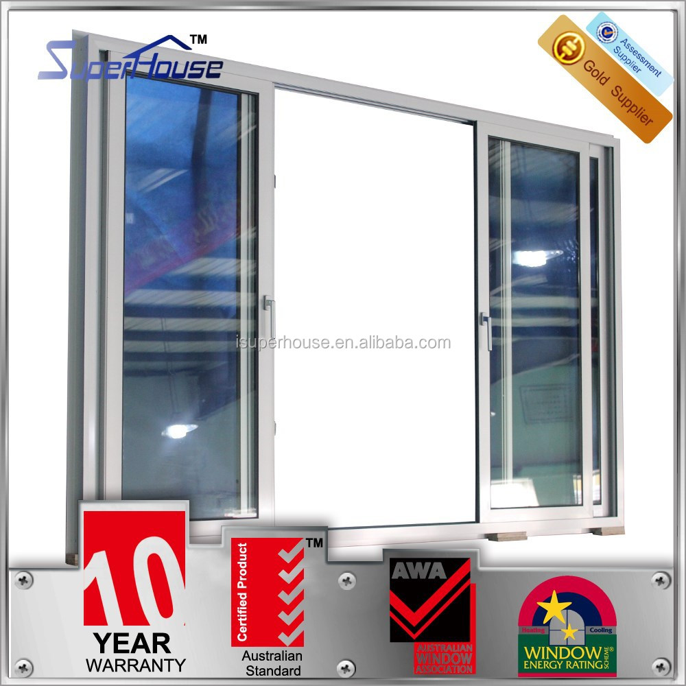 10 years warranty China supplier superhouse used sliding glass doors sale, modern house interior doors
