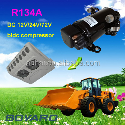 <strong>R134A</strong> BOYARD electric <strong>12v</strong> dc auto ac compressor airconditioning for mini air conditioner for cars <strong>12v</strong>